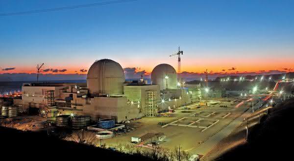 Hanul entre as maiores usinas nucleares do mundo