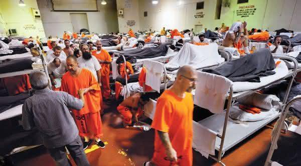 estados unidos paises com a maior populacao carceraria do mundo