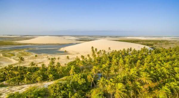 jericoacoara entre os parques nacionais mais bonitos do brasil