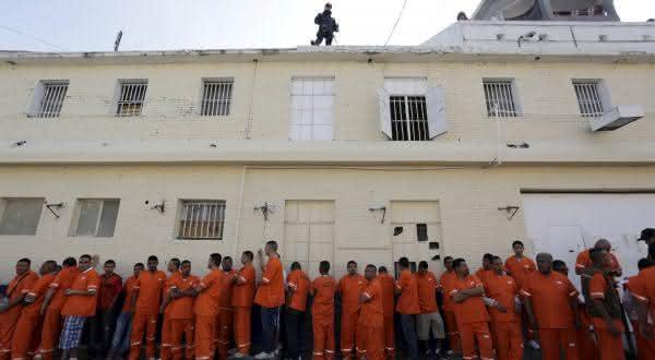 mexico paises com a maior populacao carceraria do mundo