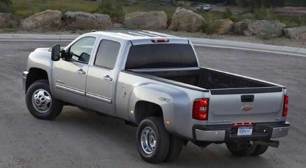 Chevrolet Silverado 3500HD 2  entre as camionetes mais caras do mundo