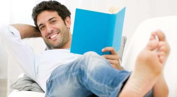 homens que leem entre os tipos de homens que as mulheres amam