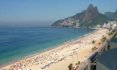 ipanema entre as praias urbanas mais bonitas do mundo