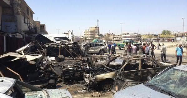 iraque maio maiores ataques terroristas de todos os tempos
