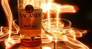 Bacardi 151 entre as bebidas alcoolicas mais fortes do mundo