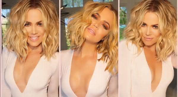 Khloe Kardashian entre as mulheres mais seguidas no instagram