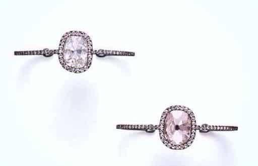 Pair of diamond entre as pulseiras mais caras do mundo
