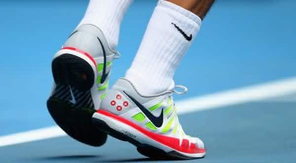 Roger Federer  entre os tenis nike mais caros do mundo
