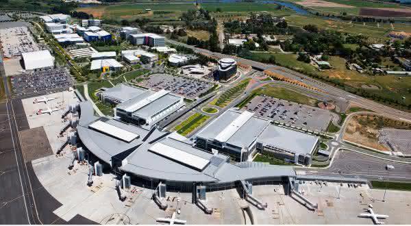australia entre os paises com mais aeroportos do mundo
