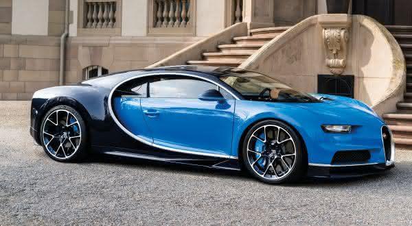 nome entre as coisas que voce deve saber sobre o novo Bugatti Chiron
