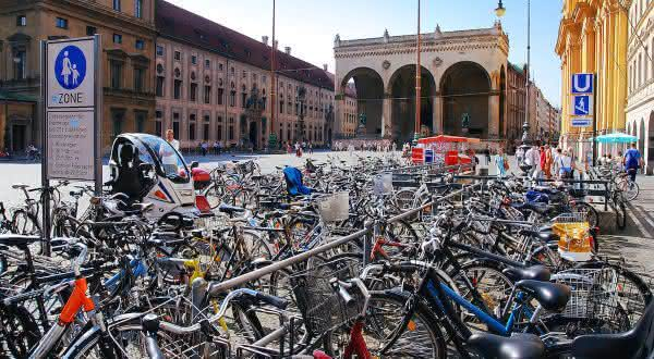 alemanha entre os países com mais bicicletas por habitantes