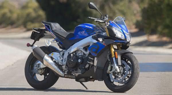 aprilia tuono entre as melhores motos do mundo
