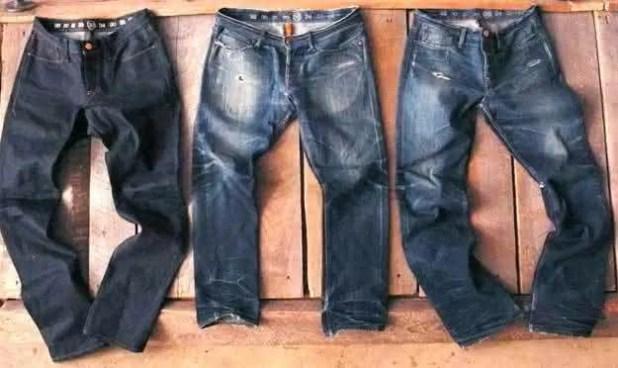Earnest Sewn Custom Fits jeans entre os jeans mais caros do mundo