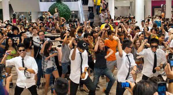gangnam style entre os estilos de dança mais populares do mundo