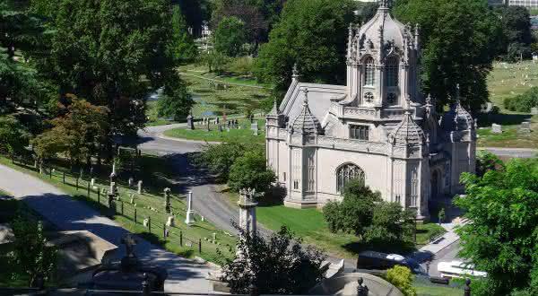Green-Wood 2 entre os cemiterios mais bonitos do mundo