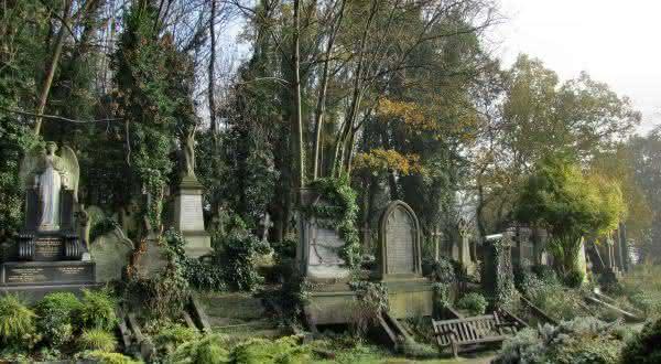 Top 10 cemitérios mais bonitos do mundo 6