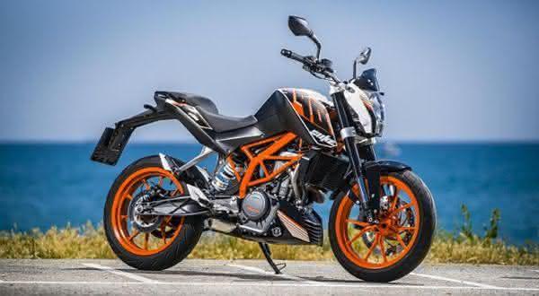 ktm 390 duje entre as melhores motos do mundo