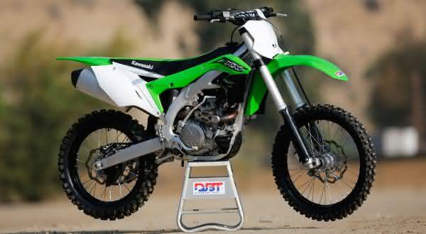 kx450f entre as melhores motos do mundo