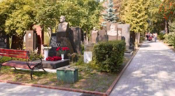 Novodevichy Convent entre os cemiterios mais bonitos do mundo