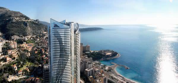 Odeon Tower 2 entre os apartamentos mais caros do mundo