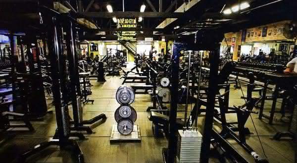 Quads Gym 2 entre as melhores academias do mundo