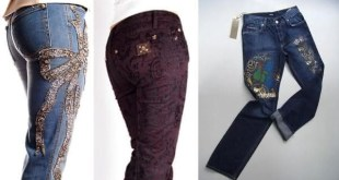 ROBERTO CAVALLI jeans entre os jeans mais caros do mundo