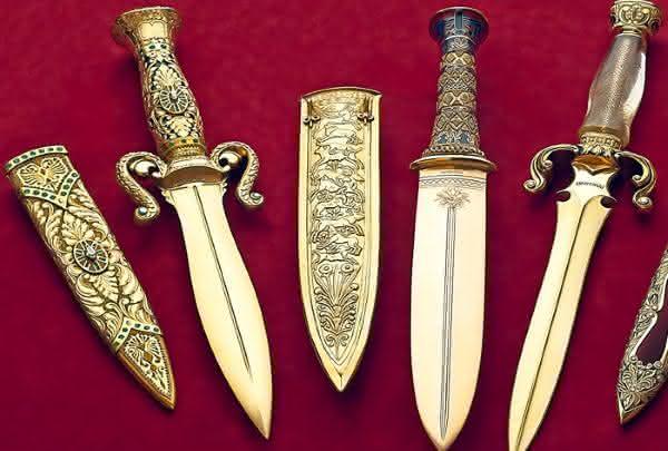 the gem entre as facas mais caras do mundo