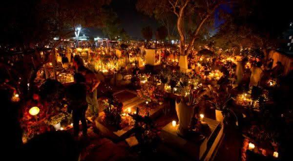 Xoxocotlan Cemetery entre os cemiterios mais bonitos do mundo