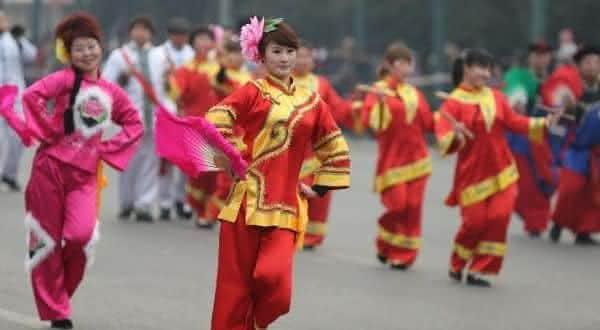 yangko entre os estilos de dança mais populares do mundo
