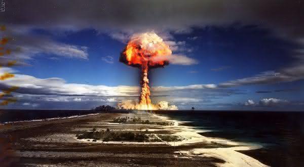 bombas de fissao entre as armas de destruição em massa mais perigosas