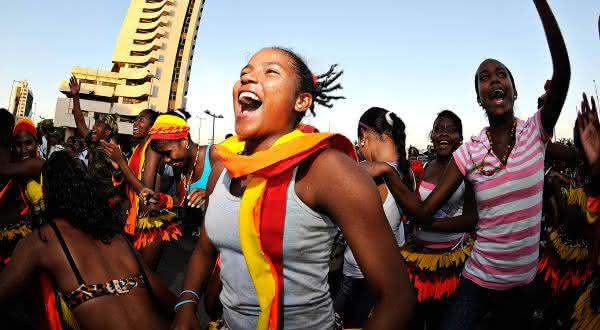 colombia  entre os países com maior população negra fora da África