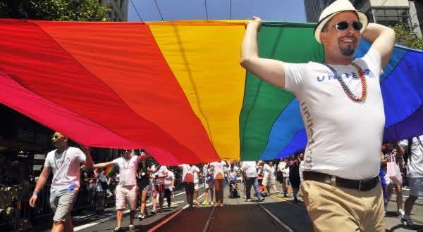 eua entre os países com maior população gay do mundo