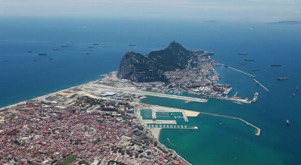 gibraltar entre os países mais densamente povoados do mundo