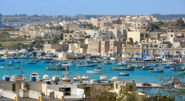 malta entre os países mais densamente povoados do mundo