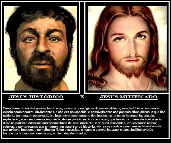 relatos contemporâneos  entre as razões pelas quais Jesus Cristo nunca existiu