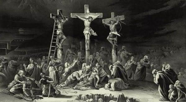terremoto  entre as razões pelas quais Jesus Cristo nunca existiu