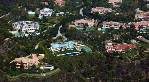 Beverly Park Los Angeles entre os condominios mais caros do mundo