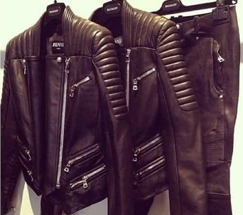 Exclusive Jacket by Balmain entre as jaquetas mais caras do mundo