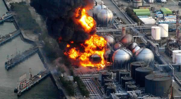 Fukushima 2011 entre os maiores desastres nucleares da historia