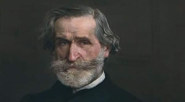 Giuseppe Verdi entre os maiores compositores da historia