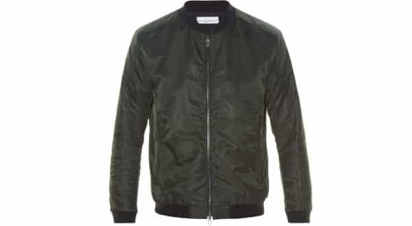Golden Goose Leather Bomber Jacket entre as jaquetas mais caras do mundo