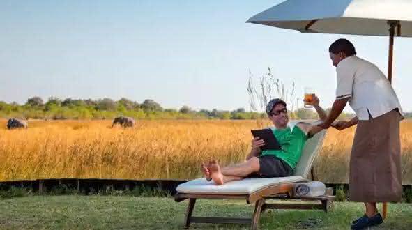 Khwai River Lodge 2 entre os resorts mais caros do mundo