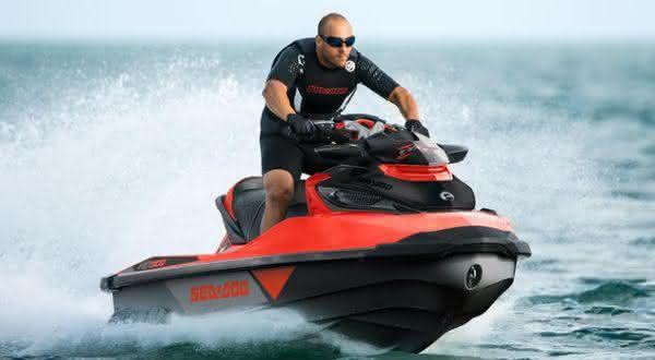 Sea-Doo RXT-X 300 entre os jetskis mais caros do mundo