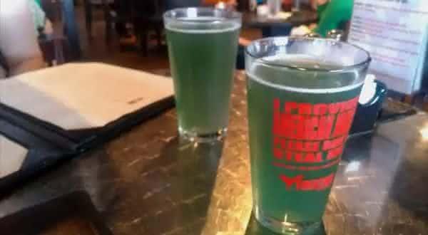 Spirulina Wit Beer entre as bebidas mais bizarras do mundo