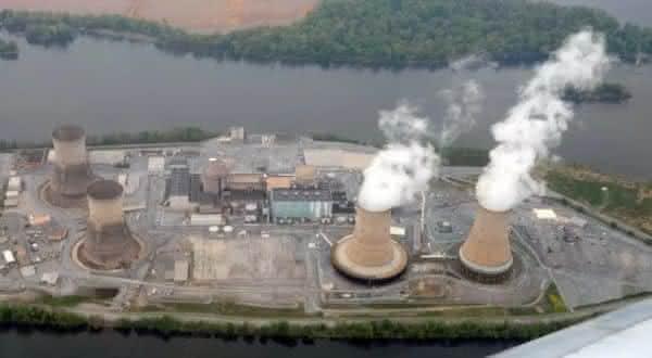 Three Mile Island entre os maiores desastres nucleares da historia