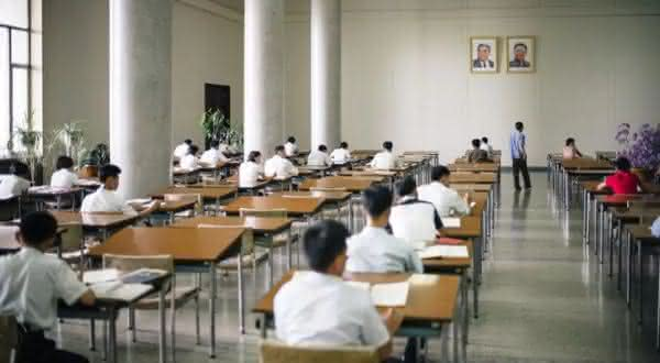 coreia do norte entre os paises com maior taxa de alfabetizacao do mundo