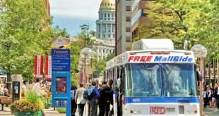 denver entre as cidades com os melhores sistemas de transporte publico do mundo