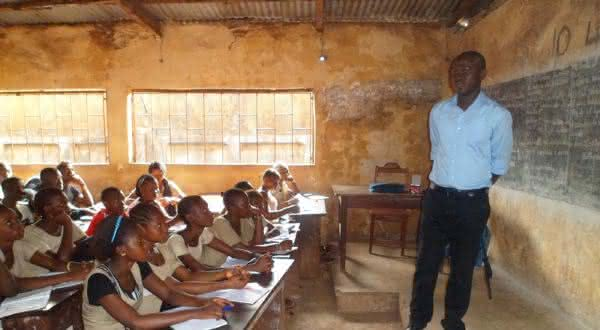 guine entre os paises com maior taxa de analfabetismo