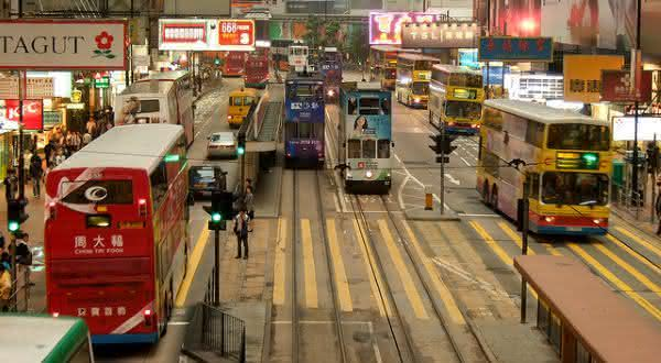 hong kong entre as cidades com os melhores sistemas de transporte publico do mundo