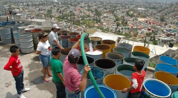 mexico entre os países que mais consomem água no mundo